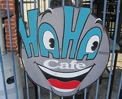 ha ha cafe