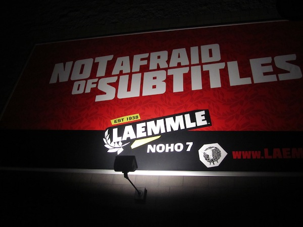 laemmle's noho