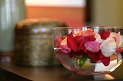 spa flowers