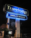 travel lodge hollyhwood