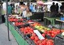 peppers in farmers market